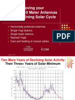 10. W3LPL Improving Your 40 Through 10 Meter Antennas for the Declining Solar Cycle