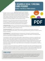 Hhs Sed Consejos Para Los Proveedores y Maestros de Primera Infancia Espanol