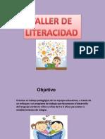 Presentación de Literacidad