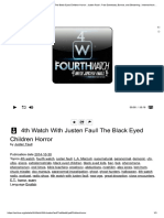 4th Watch With Justen Faull the Black E..