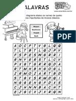 Smartkids Musica Classica Caca Palavras