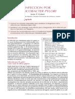 Caso Clínico 15. Revisión - Helicobacter Pylori