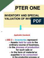 Ch 1.1 Inventory