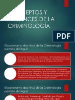 Conceptos y Alcances de La Criminología PDF