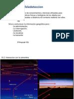 Sensoramiento Remoto y SIG Para La Tectonica