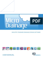 Micro Drainage International Manual