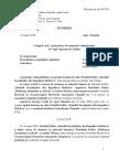 CSJ Respinge Recursul PSRM