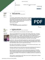 Dialysis Center Design (discussions)