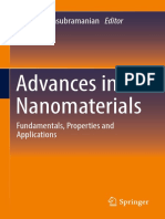 Ganesh Balasubramanian (Eds.)- Advances in Nanomaterials_ Fundamentals, Properties and Applications-Springer International Publishing (2018)