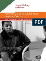 Insuficiencia Renal Crónica