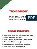 Teknik Kamikaze