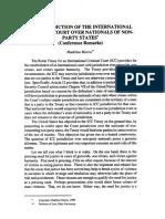 The Jurisdiction of the International Criminal Court Over Nationa.pdf