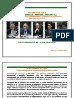 INTERVENCIONES DECIMOCUARTO FORO ENERGIA