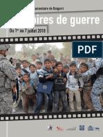 Festival du Film documentaire de Baigorri - Mémoires de guerre