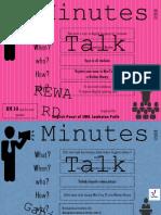 3 Minutes Talk