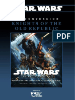 Star Wars D6 - Conversion - Knights of the Old Republic Campaign Guide.pdf