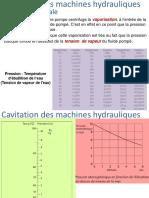 Cavitation Des Machines Hydrauliques