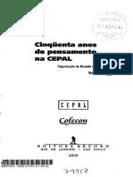 50 anos de pensamento da Cepal - vol 2.pdf