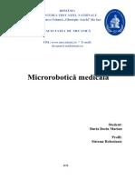 Micro Robotic A