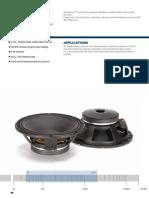 LF12G301 Spec Sheet