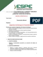 Guía P. 6 - 201810 Diagnóstico Del Embrague de Transmisión Manual