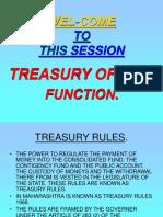 Treasury Presentatio