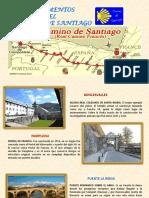 Monumentos Camino de Santiago Fin