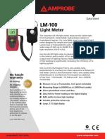LM-100 Light Meter