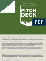 Pitch Deck (Français)