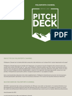 Pitch Deck (Français)