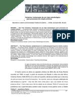 Artigo_Metodologia de Ensino Artes Visuais_Marcillene Ladeira