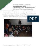 Conclusiones Del Foro Juvenil Participativo (1)