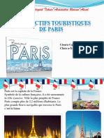 Les Objectifs Touristiques de Paris_orice Ofice