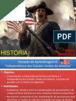 HIS 8 Independencia EUA
