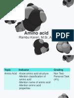 D3 Amino Acid