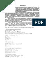 Avaliacao Portugues 5 Ano Biografia e Locução Adjetiva e Adejetivo
