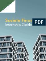 SF Internship Guide
