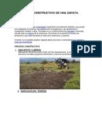 342200186 Proceso Constructivo de Una Zapata