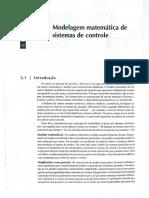 Capítulo 02 - Modelagem Matemática de Sistemas de Controle.pdf