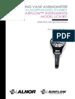 User Manual LCA301