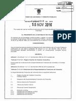 Decreto 1848 Del 15 de Noviembre de 2016