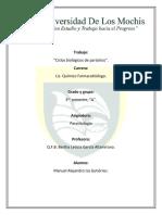 Ciclos Biológicos de Parásitos. 3er Parcial.