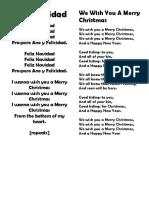 Christmast Song