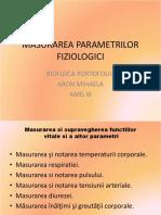 ARON MIHAELA AMG 1b MASURAREA PARAMETRIILOR FIZIOLOGICI.pptx
