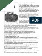 100 Pensamientos de García Moreno1