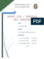 Familia Del Carbono
