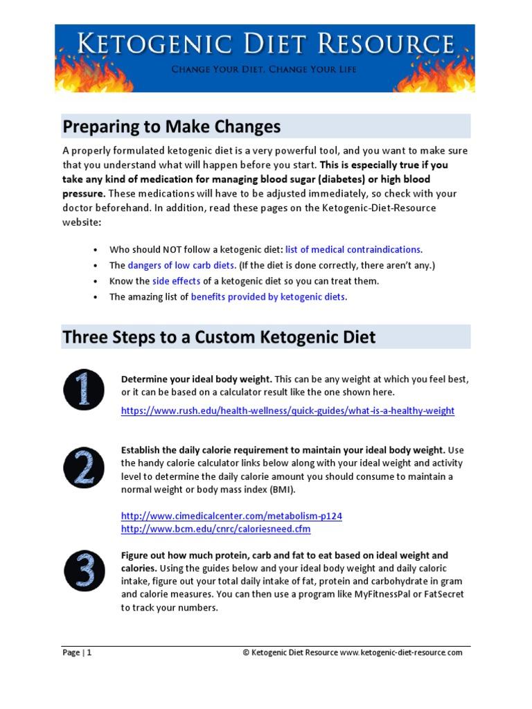 kd-basics pdf | Calorie | Dieting