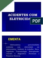 Acidentes Com Eletricidade Elcio Carneiro