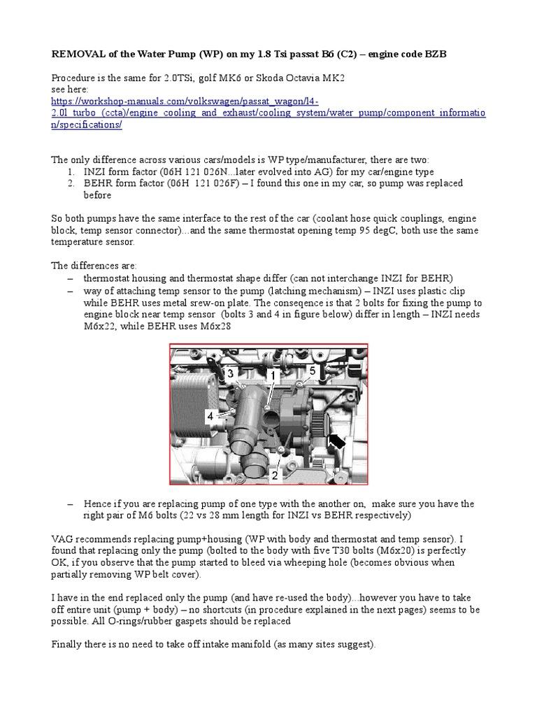 WAPU Overhaul BZB | Screw | Mechanical Engineering