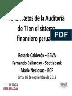 FD 2012 4 Panel Sistema Financiero